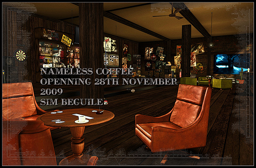 Nameless Coffee Openning